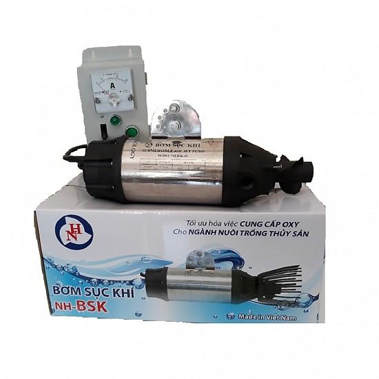 Máy bơm oxy 1hp 220v
