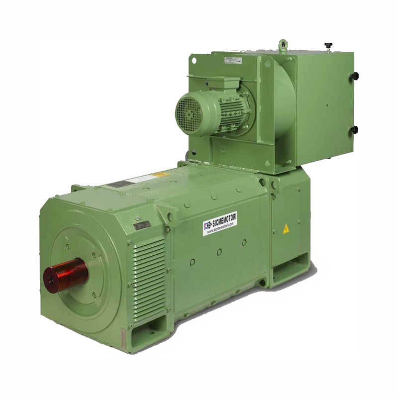 Motor DC 110kw RPM 1500/1750Rpm - 4Pole