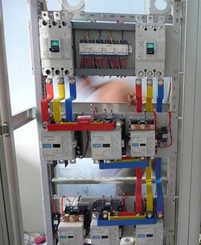 Tủ điện sao tam giác 315kw/420hp